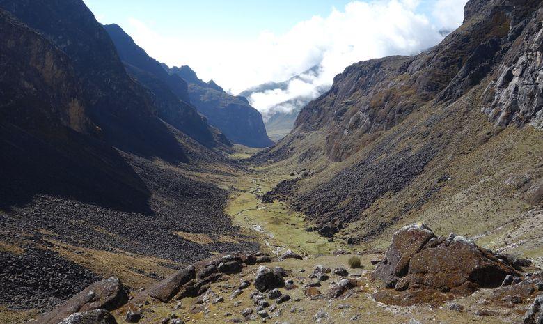 La traversée des Andes, entre trek, rencontres-5