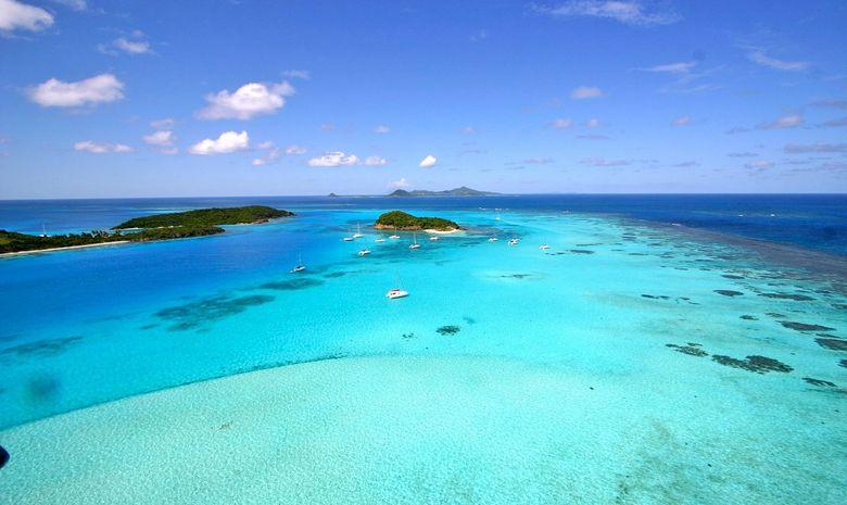 Croisière dans les Grenadines en Lagoon 400-7