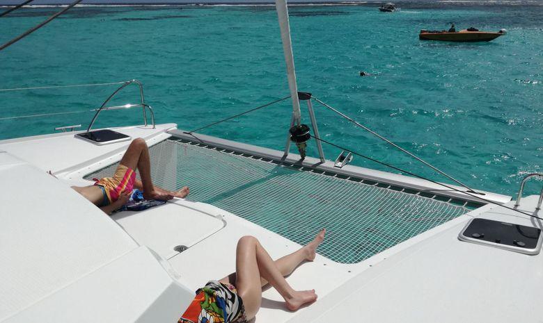 Croisière dans les Grenadines en Lagoon 400-6