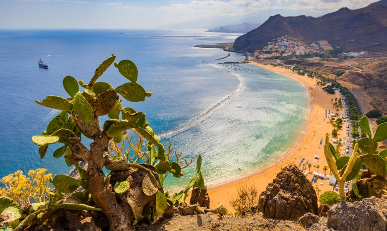 Kitecamp en hôtel avec piscine à Fuerteventura