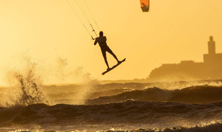 Séjour Kitesurf en surfhouse à Essaouira
