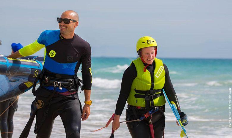 Séjour Kitesurf en surfhouse à Essaouira-3
