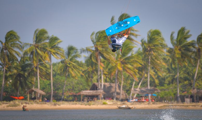 Kitecamp au Sri Lanka avec cours tous niveaux
