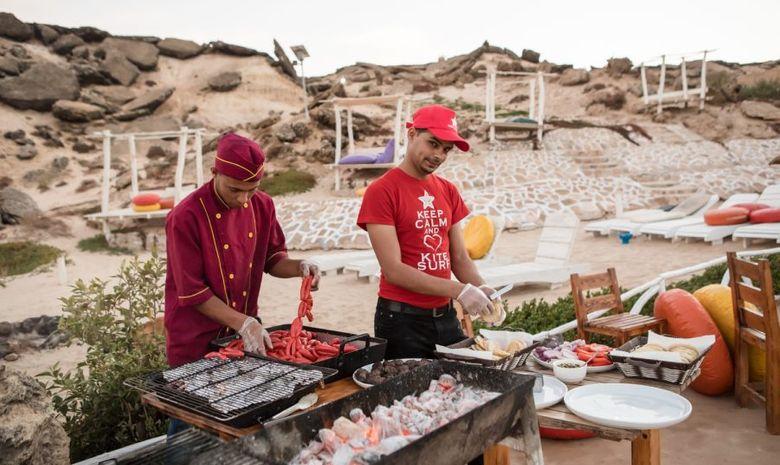 Stage de Kitesurf sur le plus beau spot de Dakhla