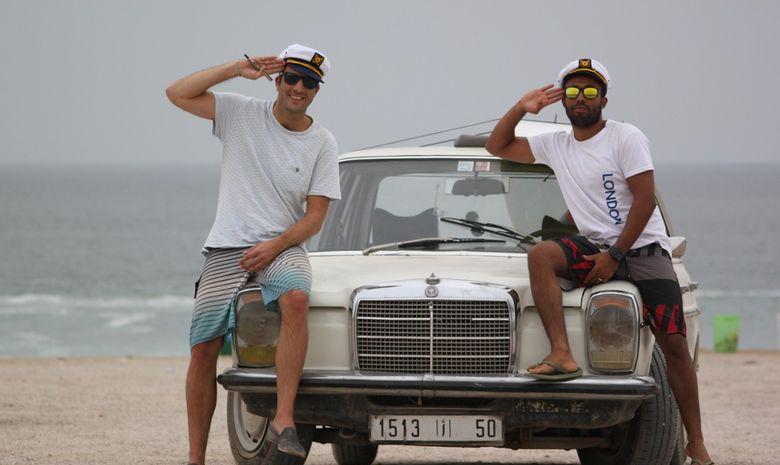 Séjour de surf pour les familles à Tamraght-9
