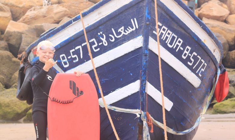 Séjour de surf pour les familles à Tamraght-5