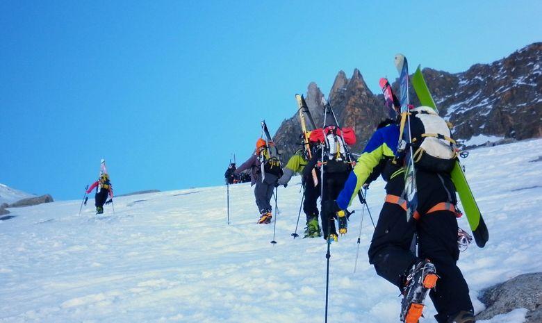 Chamonix-Zermatt, l'Autre route-5
