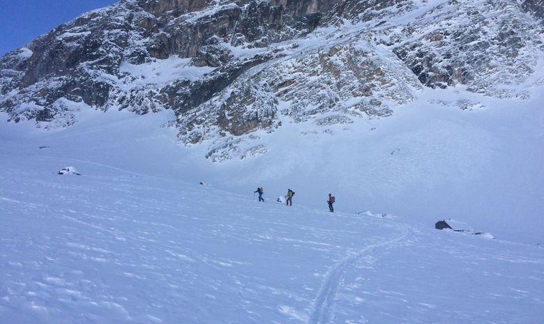 Stage initiation au ski de randonnée en Vanoise-5