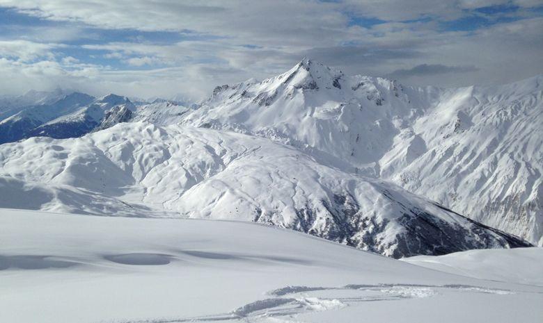 Initiation au ski de randonnée en Vanoise-2