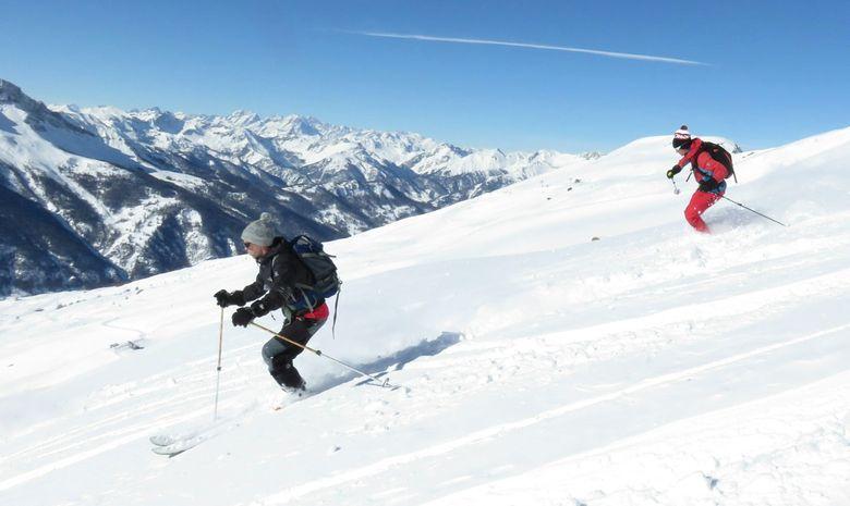 Initiation au ski de randonnée en Vanoise-3