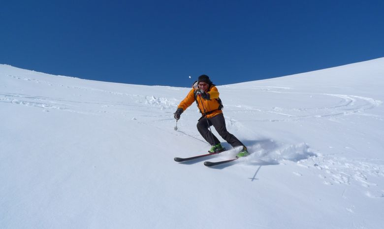 Séjour ski de randonnée au Pays du Viso