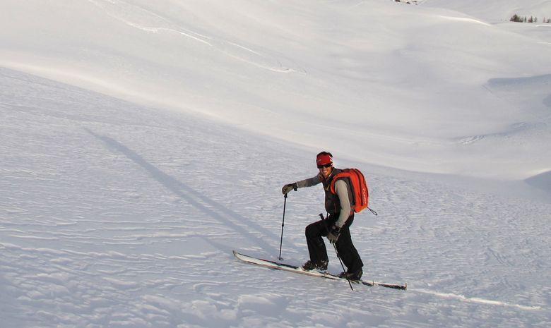 Séjour ski de randonnée en Pays du Viso-3