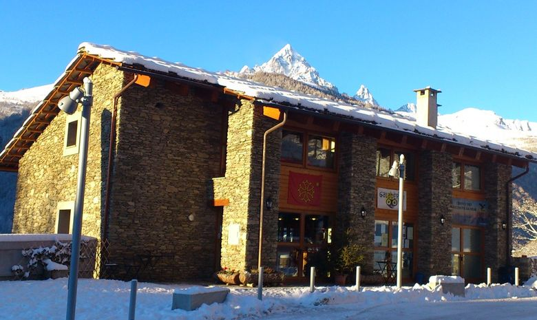 Séjour ski de randonnée en Pays du Viso-4
