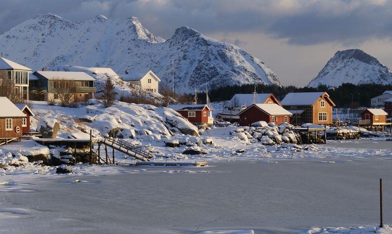 Séjour de ski de randonnée dans les Lofoten-7