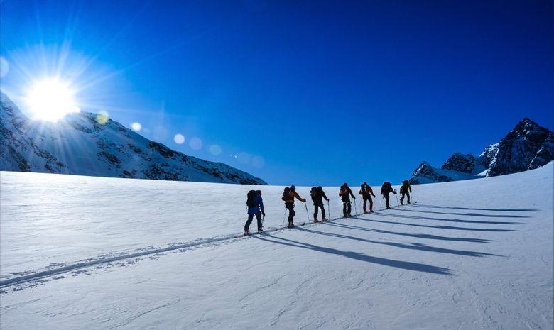 Séjour de ski de randonnée dans les Lofoten-1