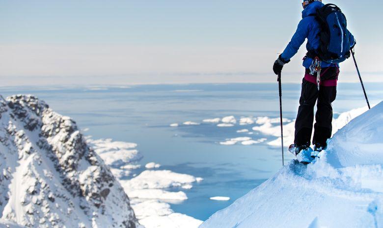 Séjour de ski de randonnée dans les Lofoten-3