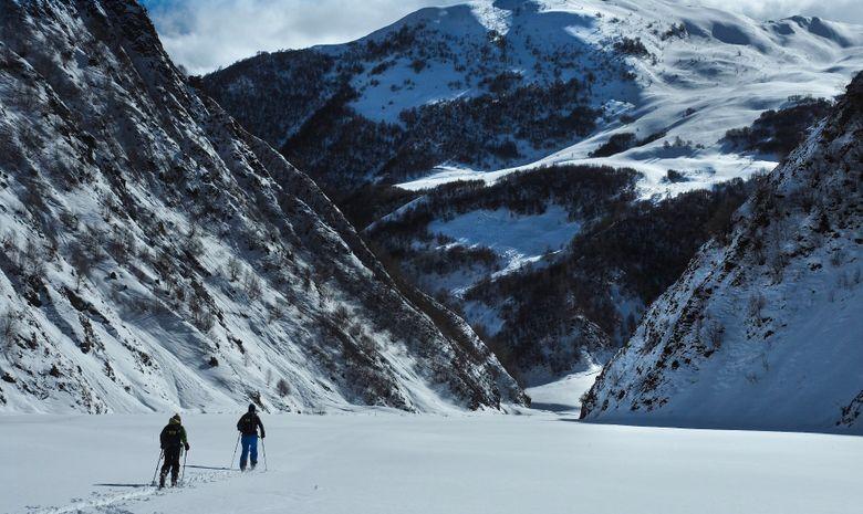 Découvrez les montagnes de Géorgie en ski de rando-3