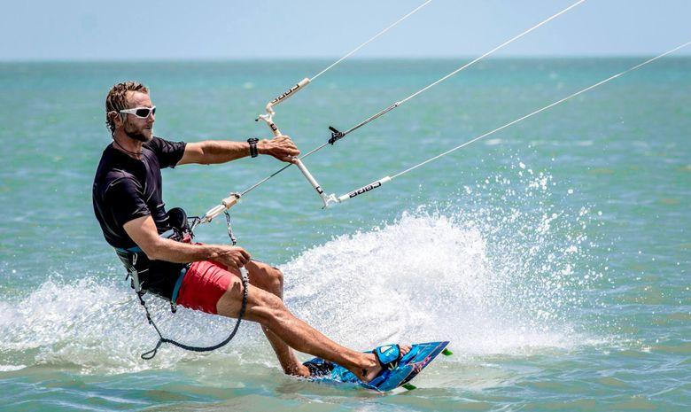 Week-end de kitesurf intense à Mannar-9