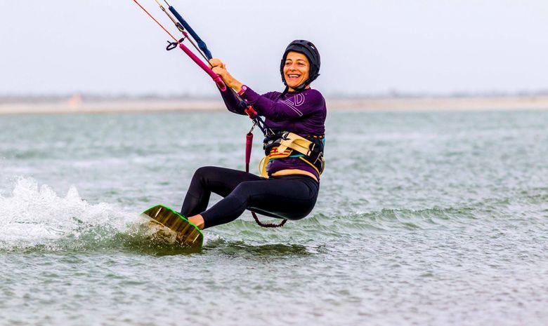 Week-end de kitesurf intense à Mannar-10
