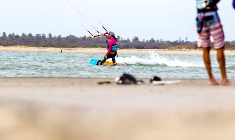 Week-end de kitesurf intense à Mannar-1