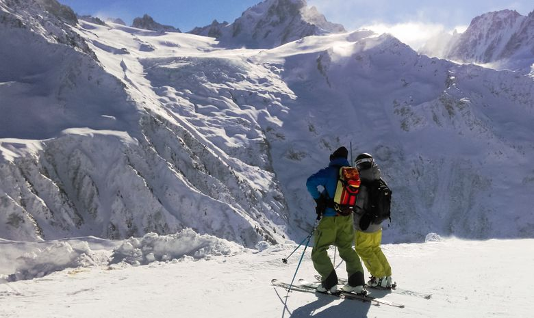 Stage ski de randonnée autour des Aiguilles Rouges