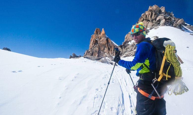 Freerando sur les glaciers de Chamonix-2
