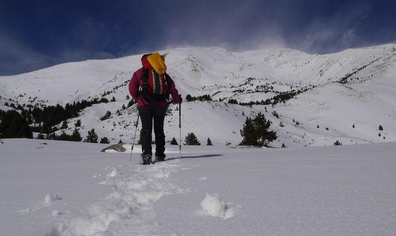 Face à la nature dans les Pyrénées-8