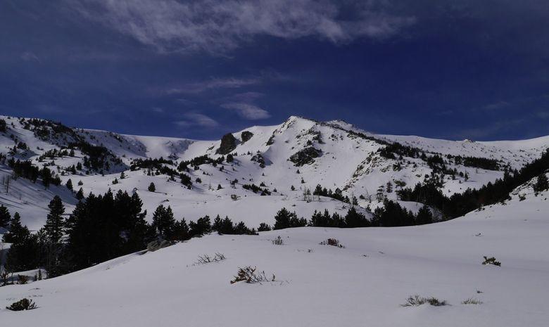 Face à la nature dans les Pyrénées-3