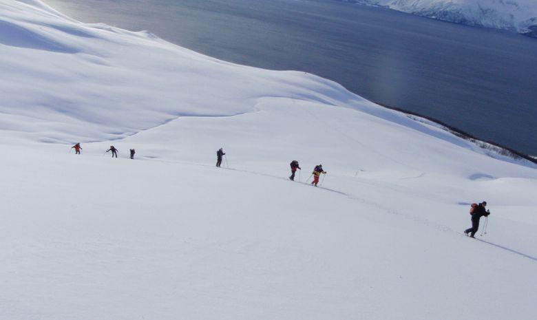 Séjour ski de randonnée & bateau - Alpes de Lyngen-8
