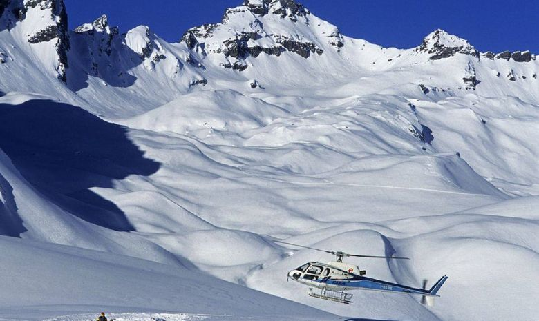 Ski Safari poudreuse Haute Tarentaise-8
