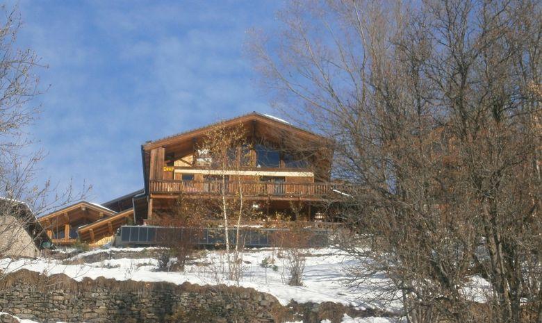 Ski Safari poudreuse Haute Tarentaise-5