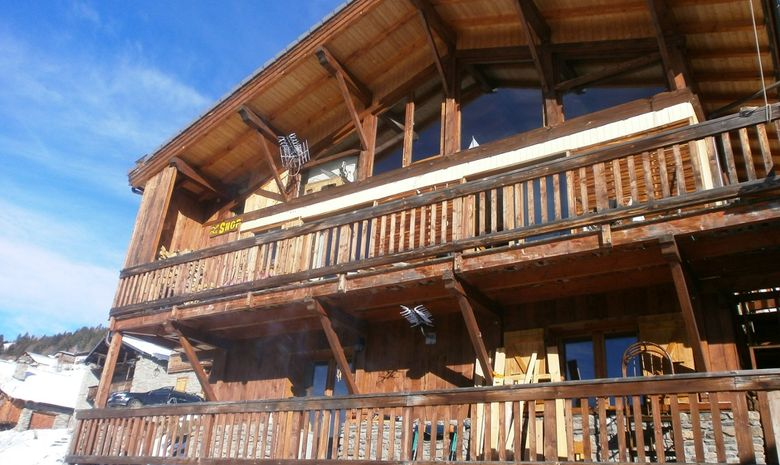 Ski Safari poudreuse Haute Tarentaise-6