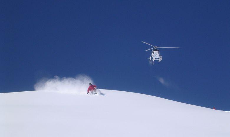 Ski Safari poudreuse Haute Tarentaise-9