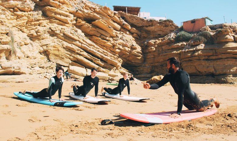 Séjour surf et yoga dans la baie d'Imsouane-11