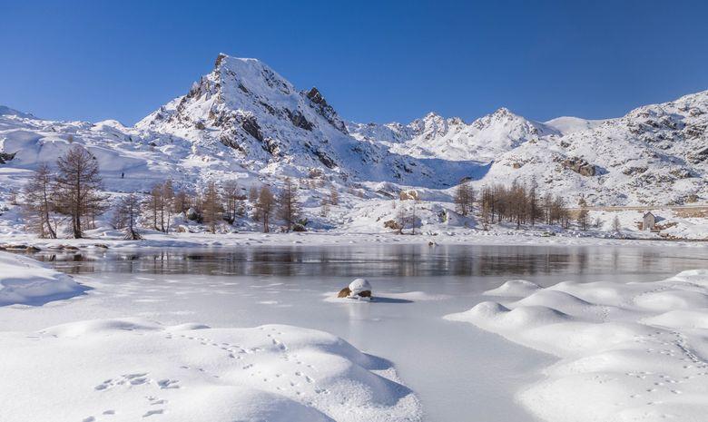 Séjour multi-activités neige dans les Alpes du sud