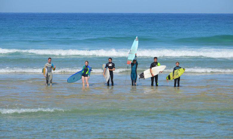 Séjour en surf camp à Old Bar-6