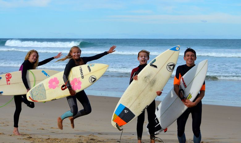 Séjour en surf camp à Old Bar-3