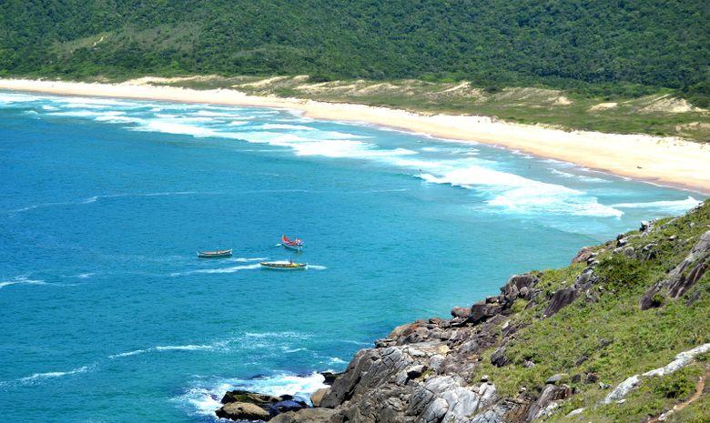 Kitecamp au Brésil au paradis de Florianopolis-5