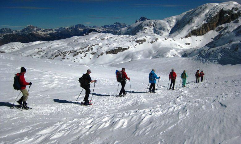 Séjour raquettes magique aux Dolomites-4