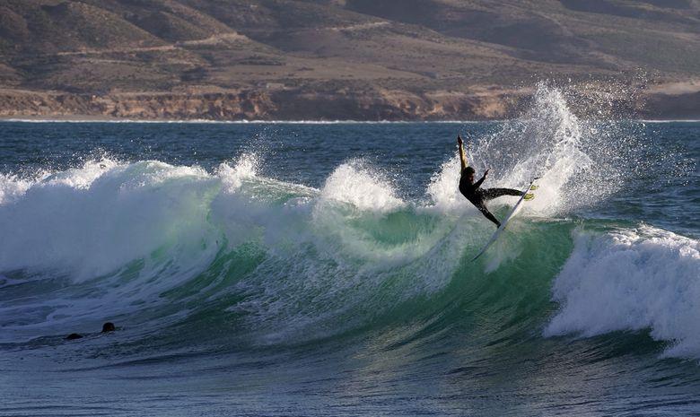 Surfcamp 100% fille en kasbah typique à Imsouane