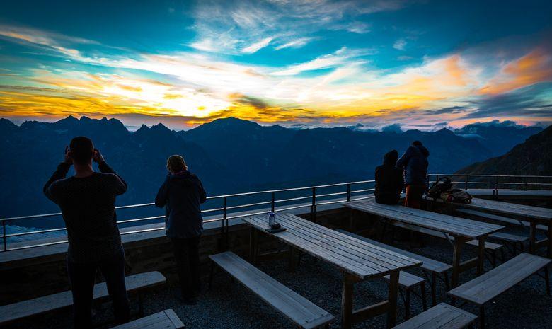 Haute-Route Chamonix-Zermatt - version confort
