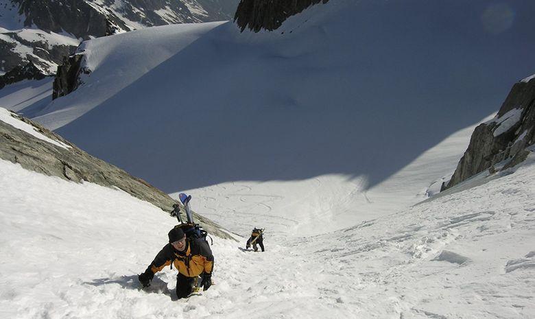 Chamonix - Zermatt par la voie historique-8