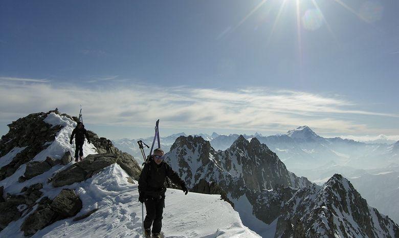 Chamonix - Zermatt par la voie historique-2