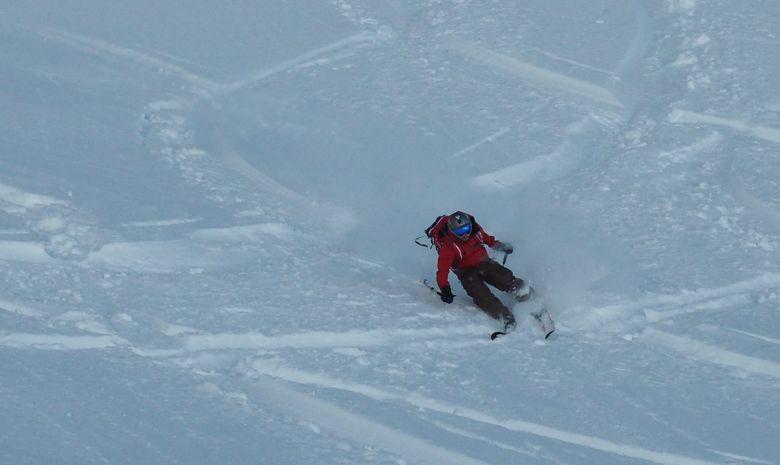 Sélection des meilleurs runs Freeride à Chamonix -3