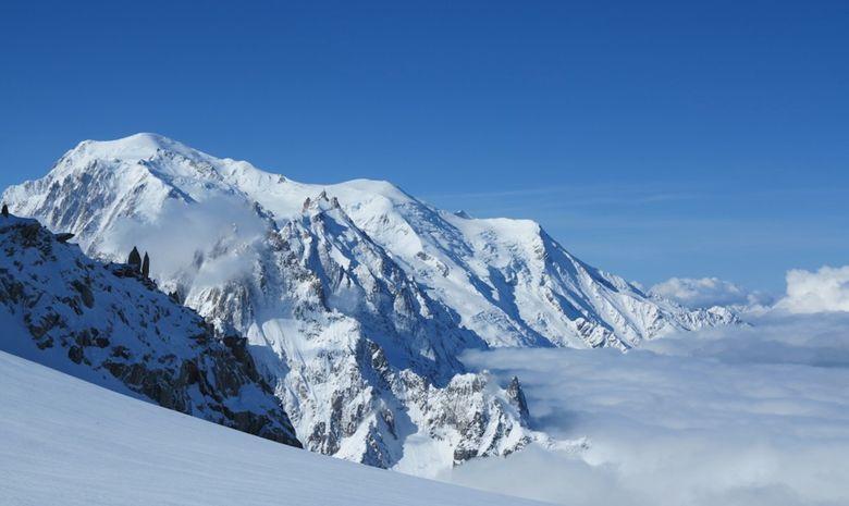 2 jours de ski de randonnée autour de Chamonix-1