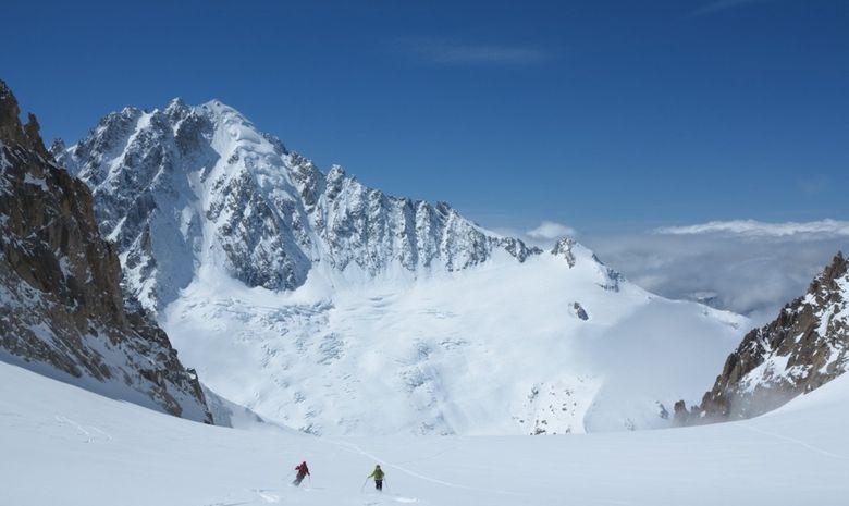 2 jours de ski de randonnée autour de Chamonix-3