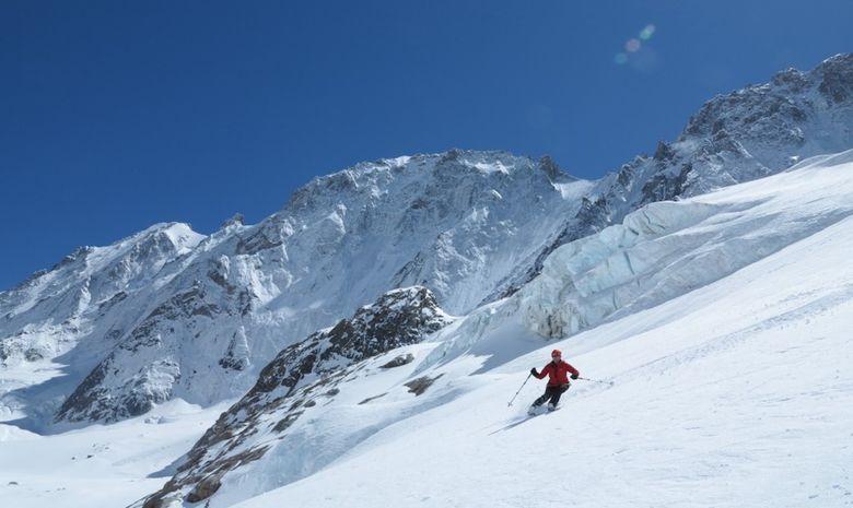 2 jours de ski de randonnée autour de Chamonix-5