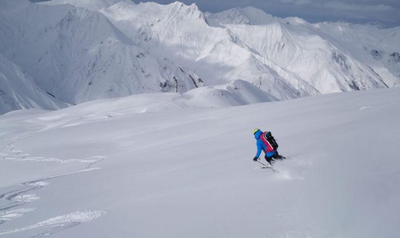 Séjour freeride en Savoie -3