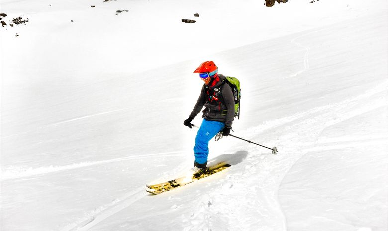 Séjour freeride en Savoie -6