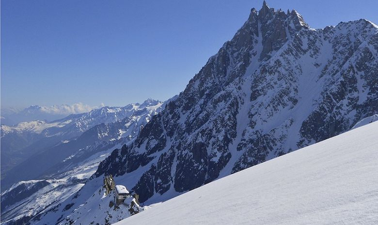 Le Mont-Blanc en ski de randonnée-3